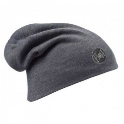 Čiapky Buff® MERINO WOOL SOLID GREY