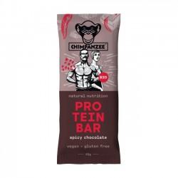 Tyčinka CHIMPANZEE Protein Bar Chocolate