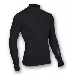 ORTOVOX MERINO COMPETITION LONG SLEEVE ZIPPER MEN