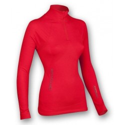 ORTOVOX MERINO COMPETITION LONG SLEEVE ZIPPER WOMEN