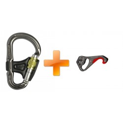 Set DMM Belay Master 2 + Mammut  Smart