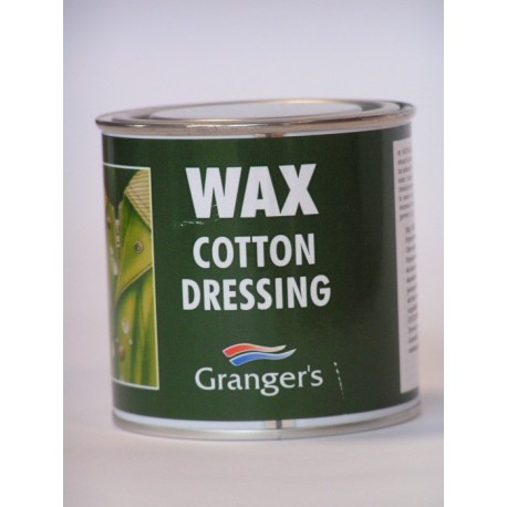 Wax Cotton Dressing 180g
