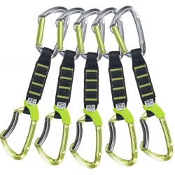 Climbing Technology LIME SET NY PRO 5pcs