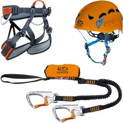 CLIMBING TECHNOLOGY Kit Ferrata Plus