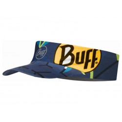 Buff Pack Run Visor Helix Ocean