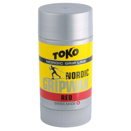 Nordic GripWax red
