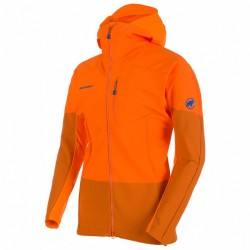 MAMMUT Eisfeld light SO Hoody Men
