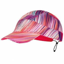 Buff® Pac Run Cap  R JAYLA ROSE PINK