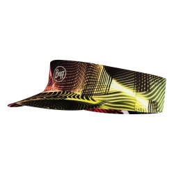 Buff Pack Run Visor R-FLASH LOGO BLACK