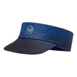 Buff Pack Run Visor R-JAM RED