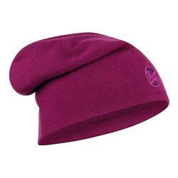 Čiapky  Buff® MERINO WOOL SOLID TIBETAN RED