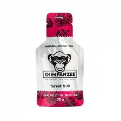 Natural Energy Gél CHIMPANZEE Forest Fruit 35g