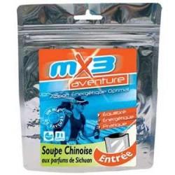 Jedlo MX3 Aventure - Čínska polievka