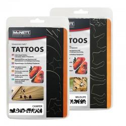 McNett Tenacious Tattoos Happy Camper